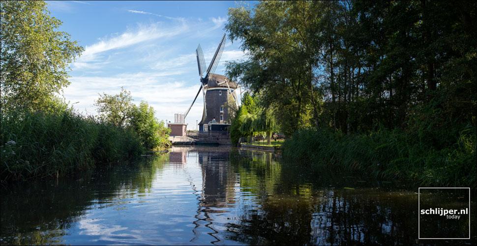 Nederland, Loodijk, 25 augustus 2016
