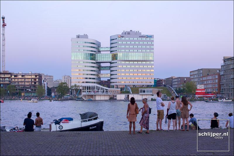 Nederland, Amsterdam, 25 augustus 2016