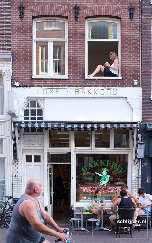 Nederland, Amsterdam, 26 augustus 2016