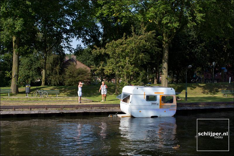 Nederland, Driemond, 26 augustus 2016