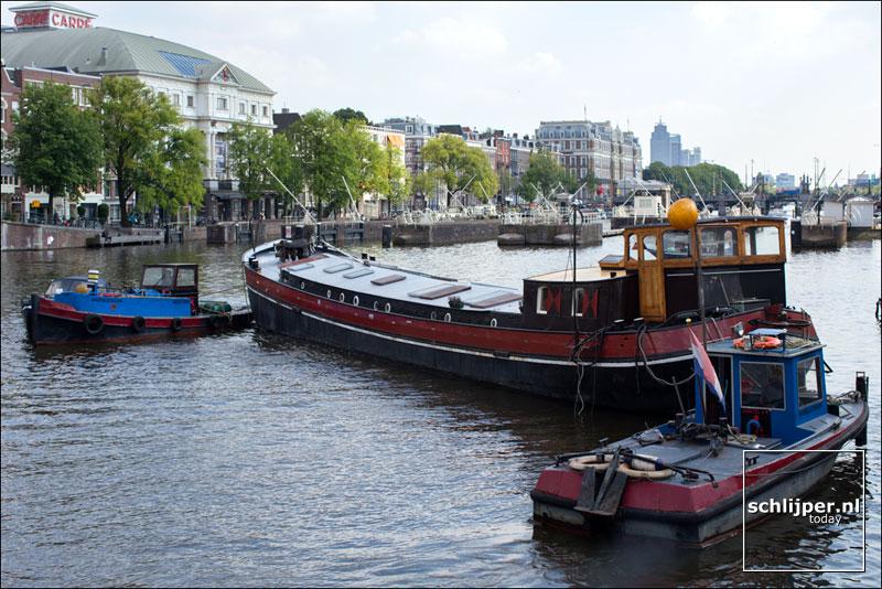 Nederland, Amsterdam, 30 augustus 2016