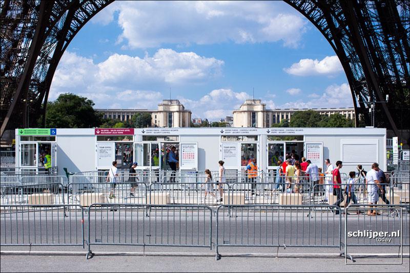 Frankrijk, Parijs, 31 augustus 2016