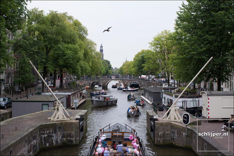 Nederland, Amsterdam, 3 september 2016