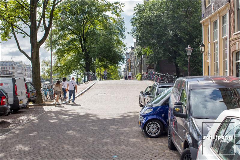 Nederland, Amsterdam, 5 september 2016