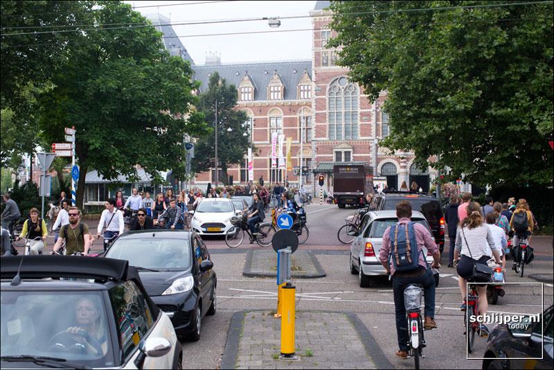 Nederland, Amsterdam, 6 september 2016