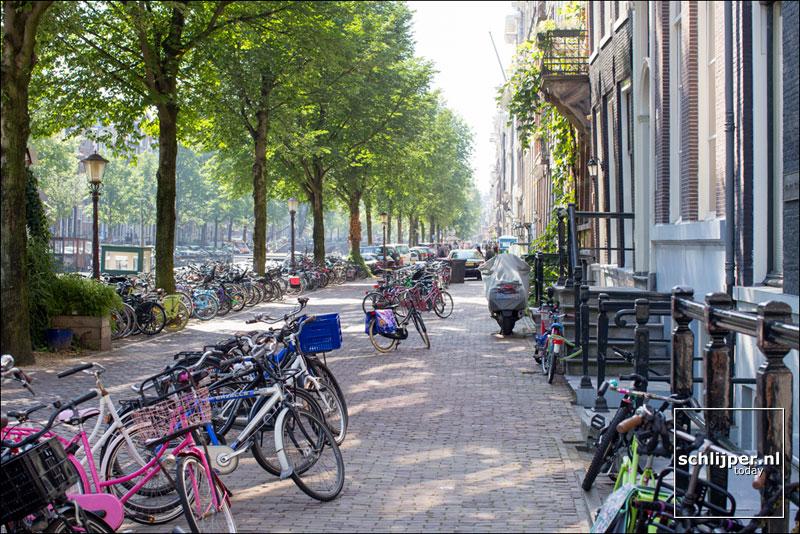 Nederland, Amsterdam, 8 september 2016