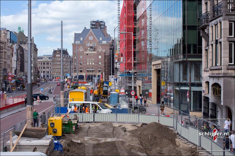 Nederland, Amsterdam, 9 september 2016