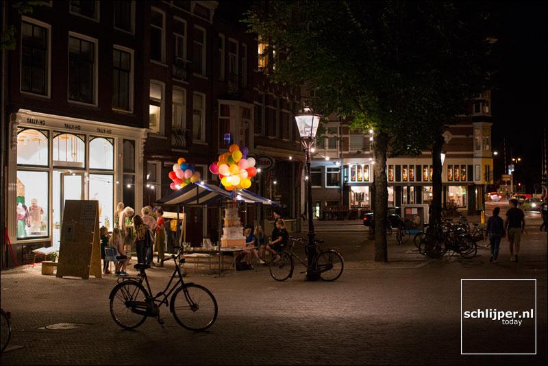 Nederland, Amsterdam, 10 september 2016