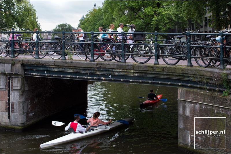 Nederland, Amsterdam, 11 september 2016