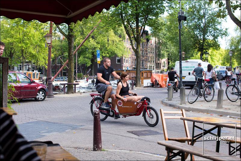 Nederland, Amsterdam, 12 september 2016