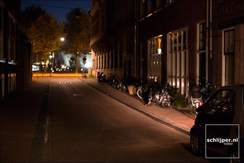 Nederland, Amsterdam, 13 september 2016