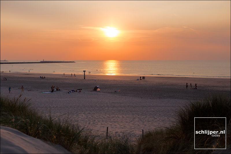 Nederland, Wijk aan Zee, 13 september 2016