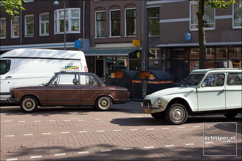 Nederland, Amsterdam, 14 september 2016