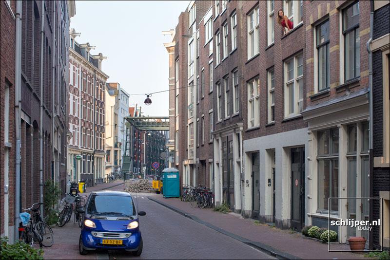 Nederland, Amsterdam, 15 september 2016