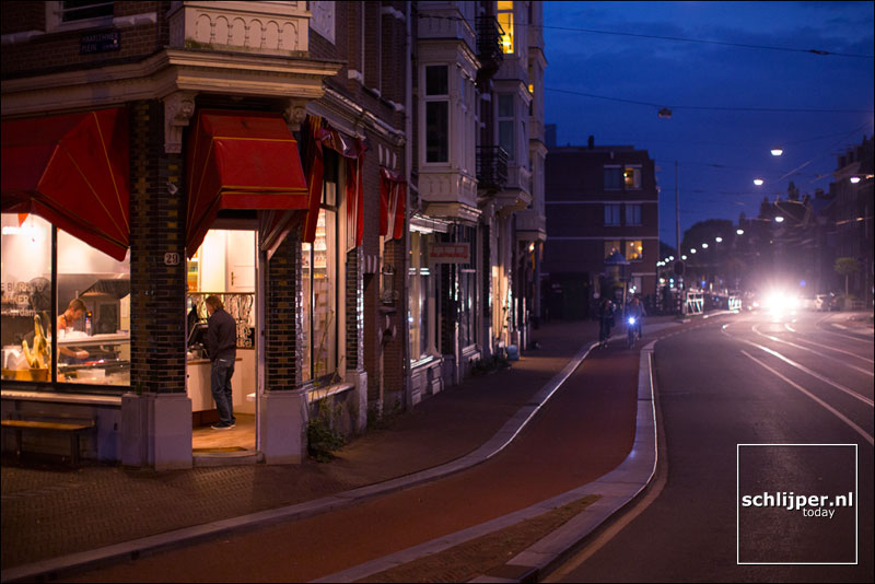 Nederland, Amsterdam, 16 september 2016