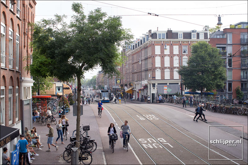 Nederland, Amsterdam, 17 september 2016