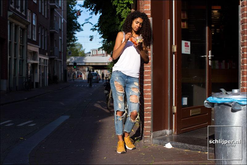 Nederland, Amsterdam, 18 september 2016
