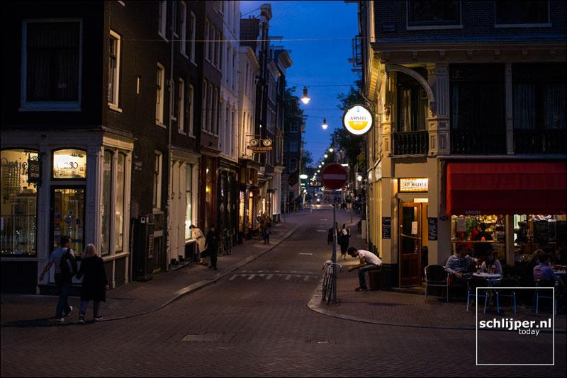 Nederland, Amsterdam, 20 september 2016
