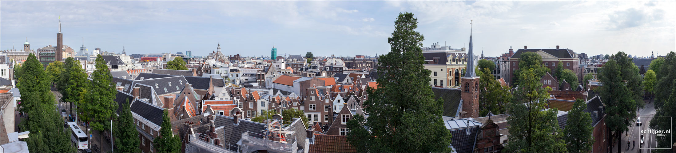 Nederland, Amsterdam, 21september 2016