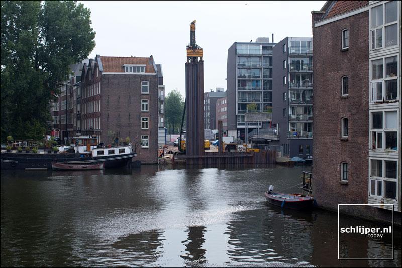 Nederland, Amsterdam, 22 september 2016