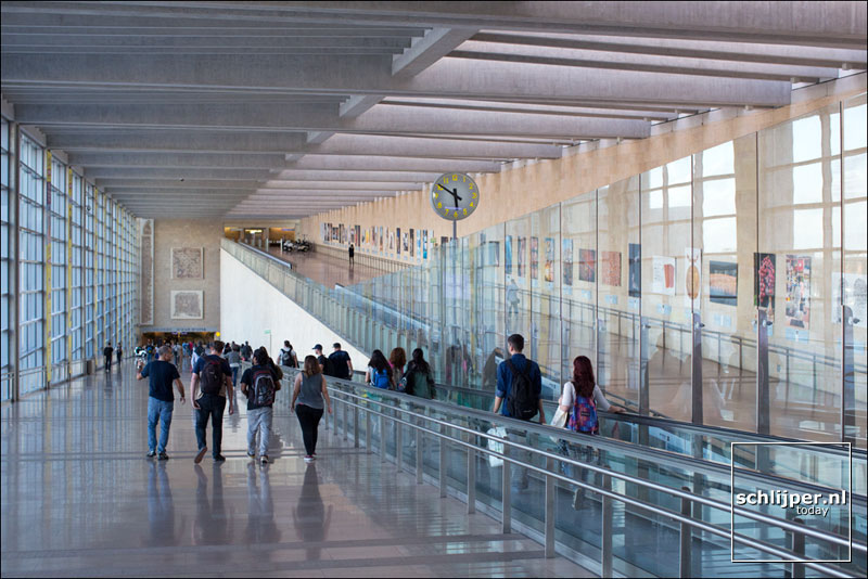 Israel, Ben Gurion Airport, 23 september 2016