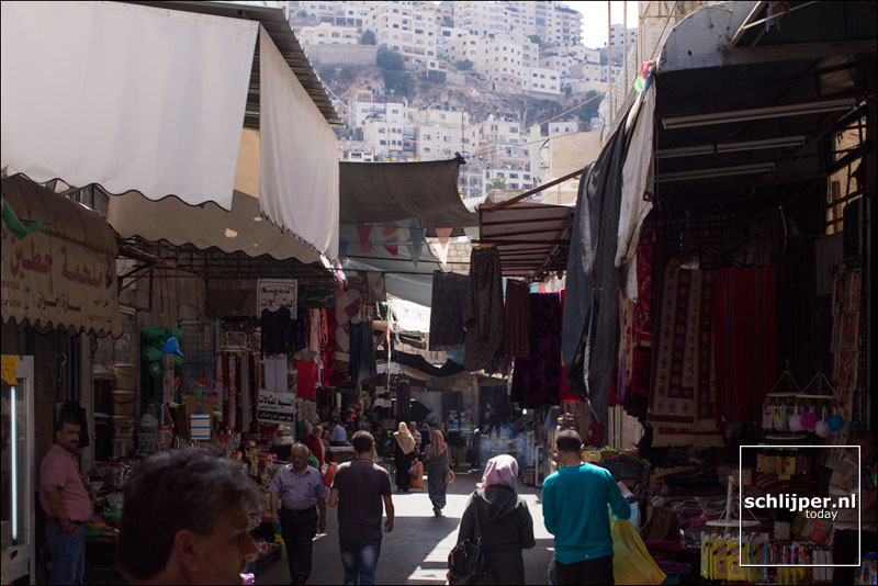 Palestinian Territories, Nablus, 27 september 2016