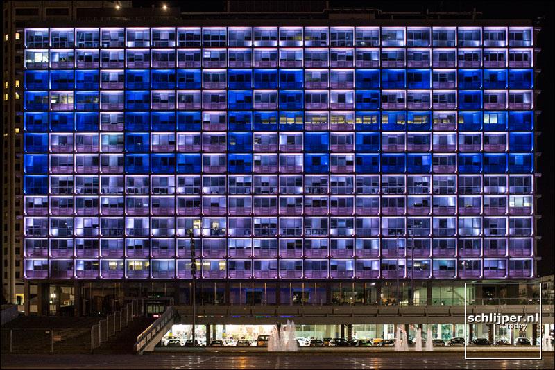 Israel, Tel Aviv, 30 september 2016