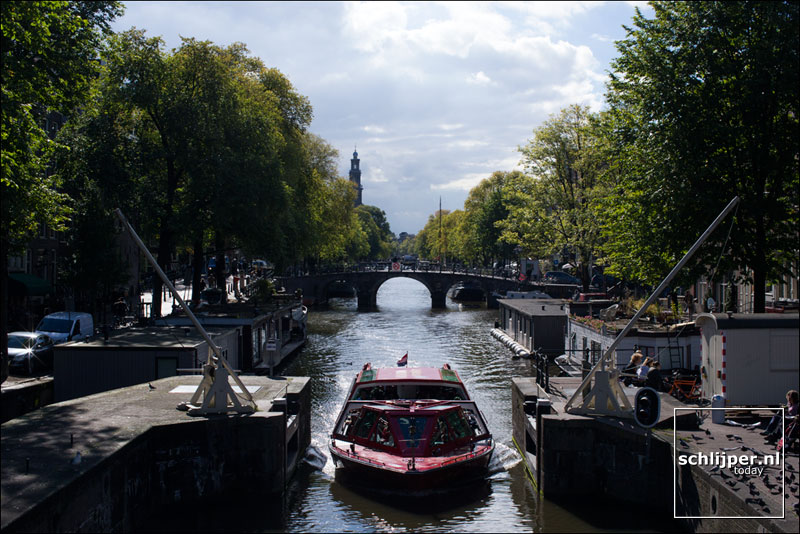 Nederland, Amsterdam, 3 oktober 2016
