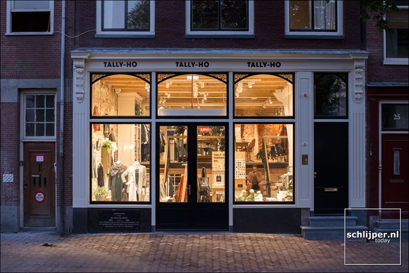 Nederland, Amsterdam, 4 oktober 2016