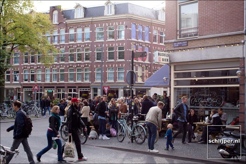 Nederland, Amsterdam, 8 oktober 2016