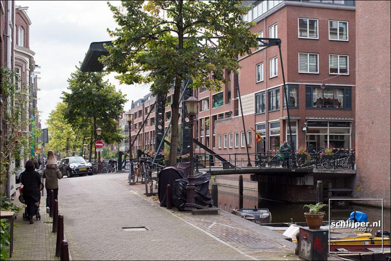 Nederland, Amsterdam, 11 oktober 2016