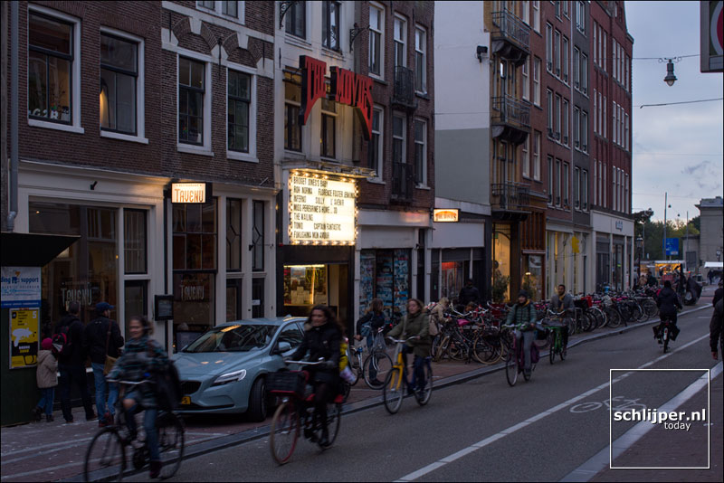 Nederland, Amsterdam, 12 oktober 2016