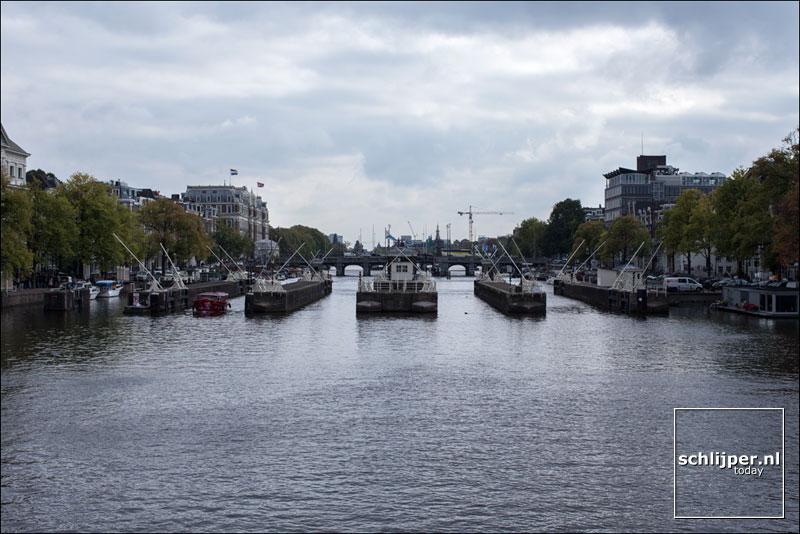Nederland, Amsterdam, 13 oktober 2016