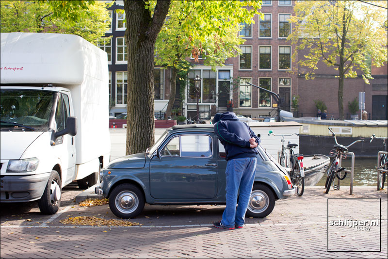 Nederland, Amsterdam, 14 oktober 2016