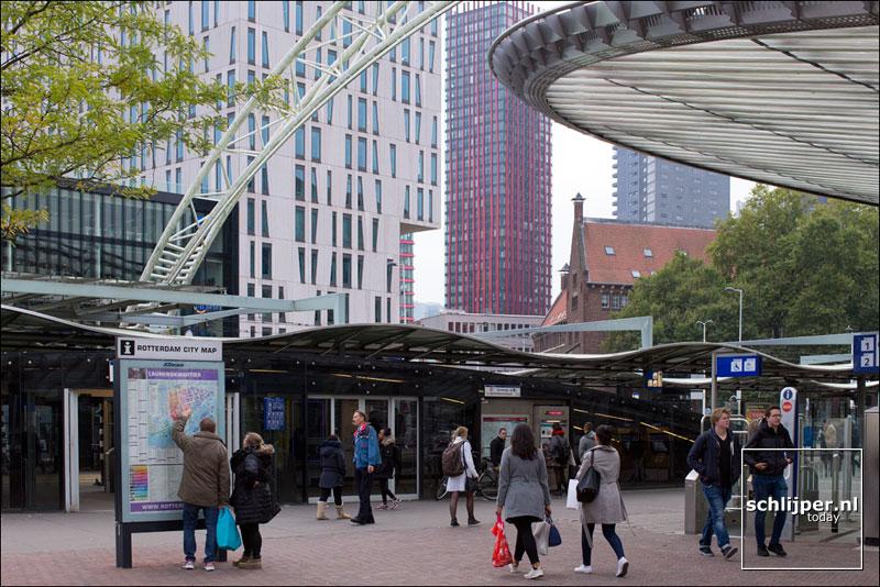 Nederland, Rotterdam, 14 oktober 2016