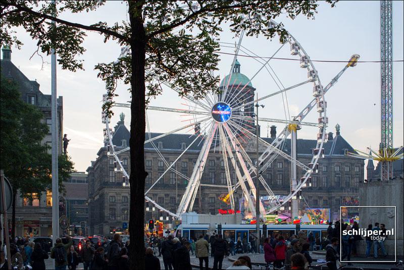 Nederland, Amsterdam, 15 oktober 2016
