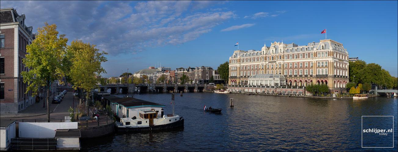 Nederland, Amsterdam, 16 oktober 2016