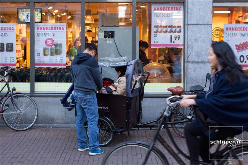 Nederland, Amsterdam, 17 oktober 2016