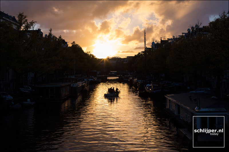 Nederland, Amsterdam, 18 oktober 2016