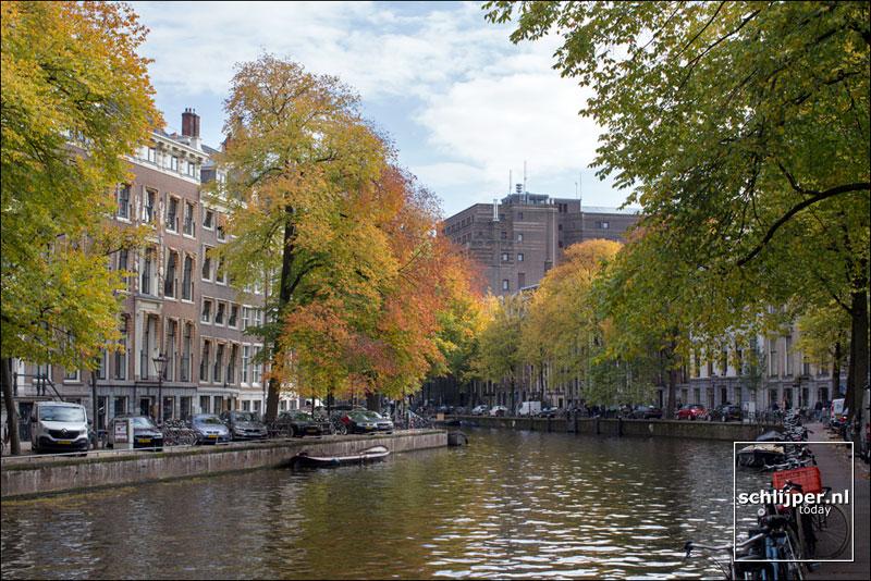 Nederland, Amsterdam, 21 oktober 2016