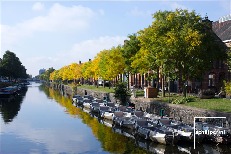 Nederland, Amsterdam, 22 oktober 2016