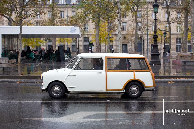 Frankrijk, Parijs, 23 oktober 2016