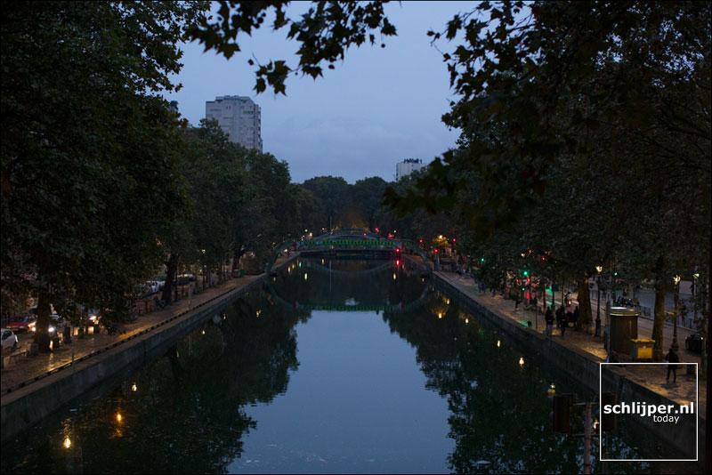 Frankrijk, Parijs, 24 oktober 2016