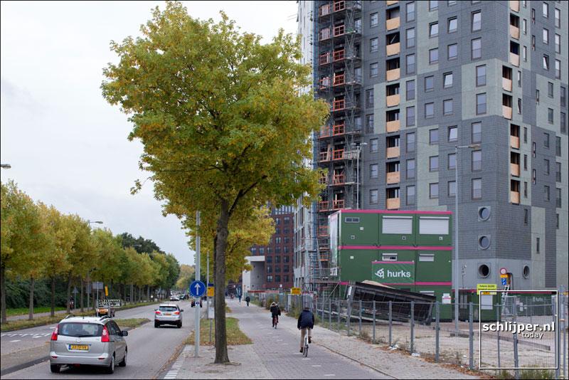 Nederland, Amsterdam, 27 oktober 2016