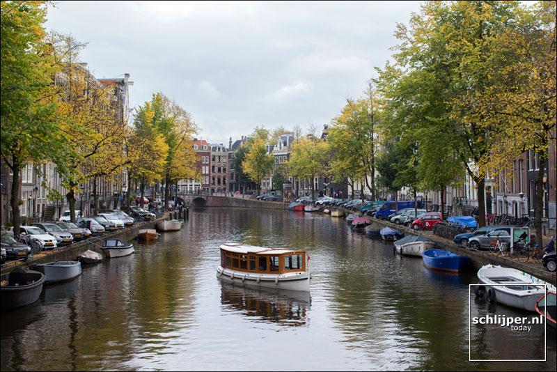 Nederland, Amsterdam, 28 oktober 2016