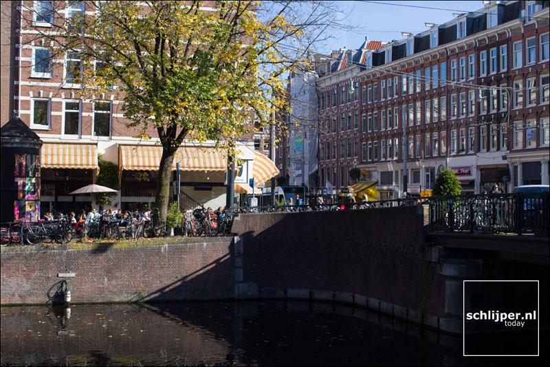 Nederland, Amsterdam, 31 oktober 2016