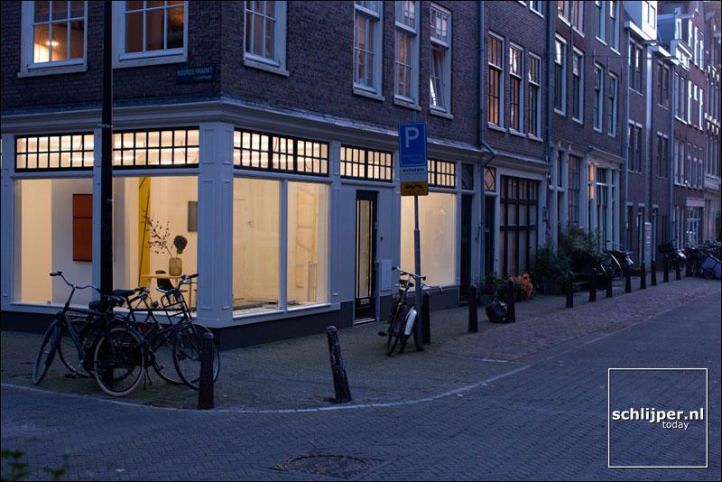 Nederland, Amsterdam, 29 oktober 2016