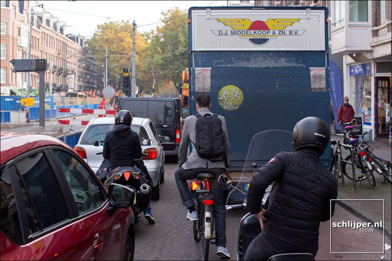 Nederland, Amsterdam, 1 noveber 2016