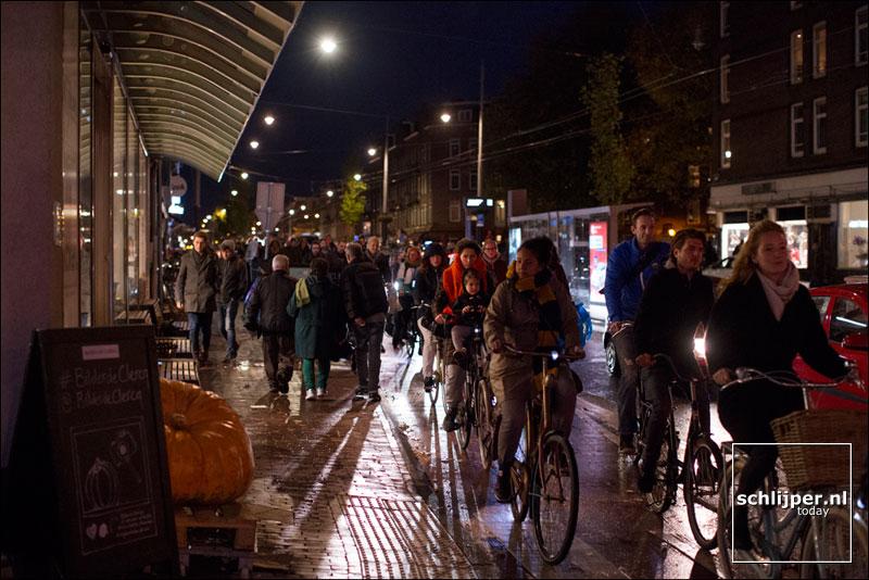Nederland, Amsterdam, 2 november 2016