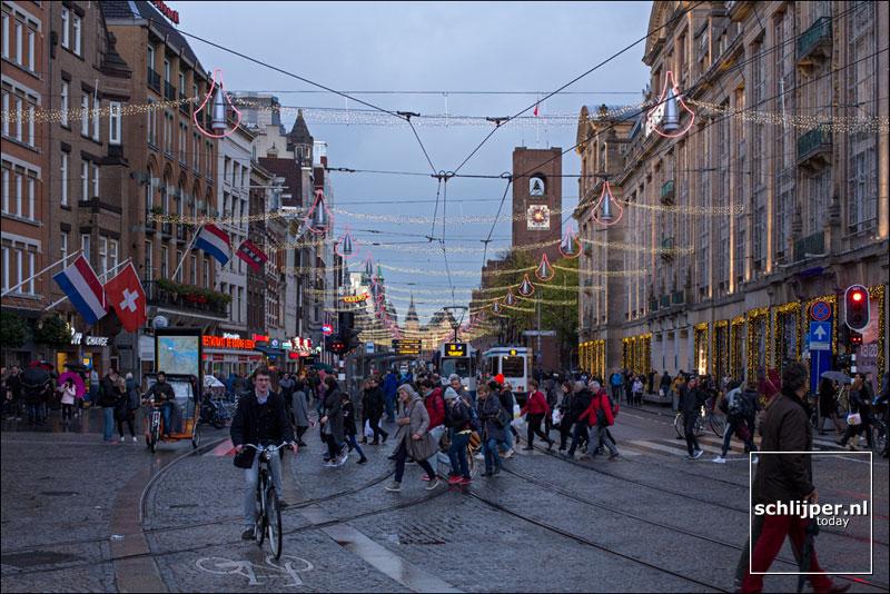 Nederland, Amsterdam, 3 november 2016